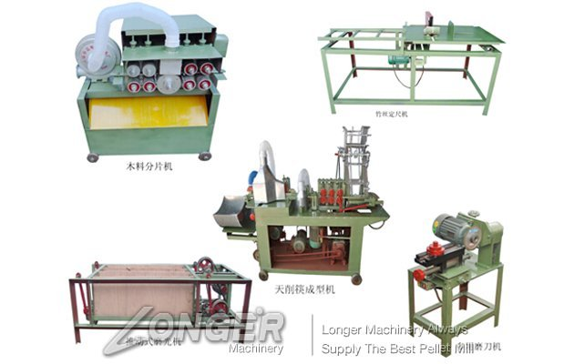 chopsticks making machine
