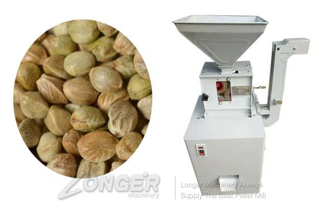 hemp dehulling machine for sale