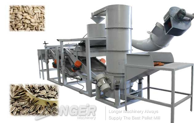how to use sunflower seeds sheller machine