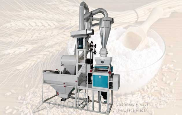 flour milling machine price india