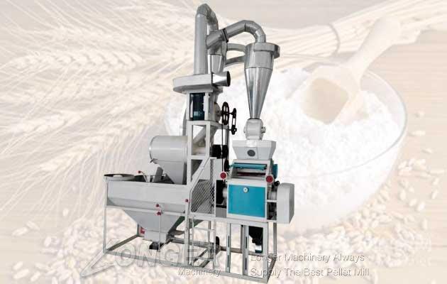 flour milling machine price india