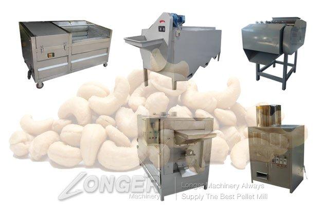 cashew nut processing machine plant