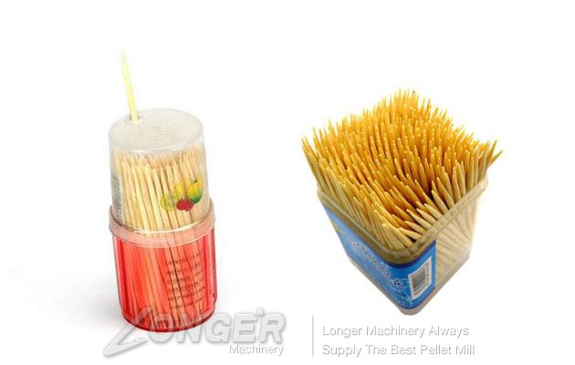 automatic toothpick plastic box packing machine