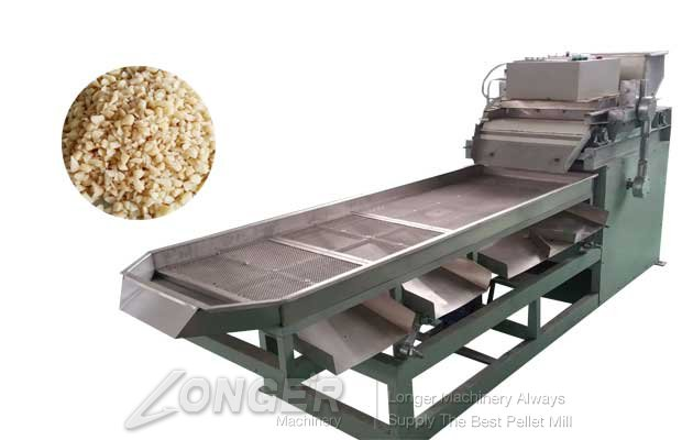 peanut chopping cutting machine high quality