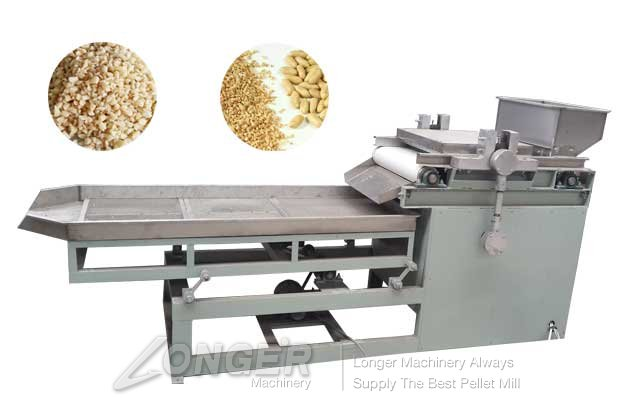 cashew nut chopping machine for sale with low price