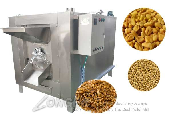 Multi-purpose Seeds Roasting Machine price