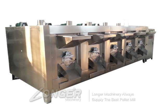 nut and seeds roasting machine low price