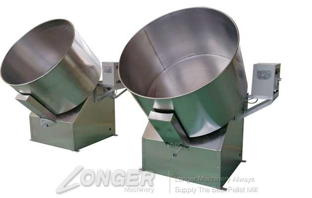 snack food peanut coating machine