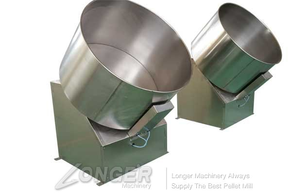 flour peanut coating machine with high quality