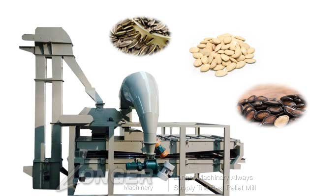 melon seeds peeling machine
