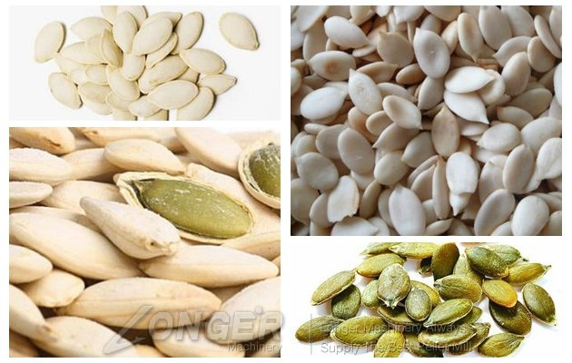Egusi seeds Shelling Machine