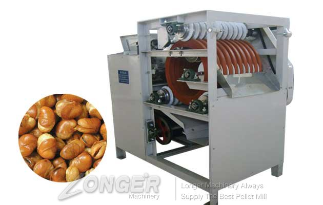 broad bean slitting machine with best price