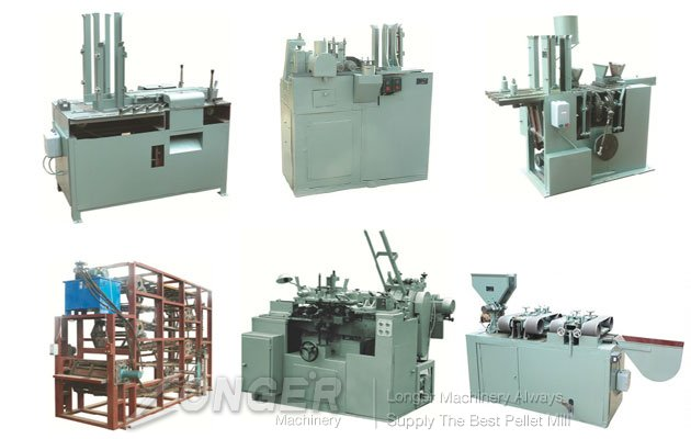 wooden pencil making machine process