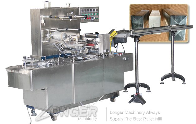 Cellophane Wrapping Machine for Perfume Box