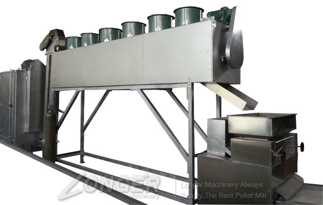 almond butter processing machinery