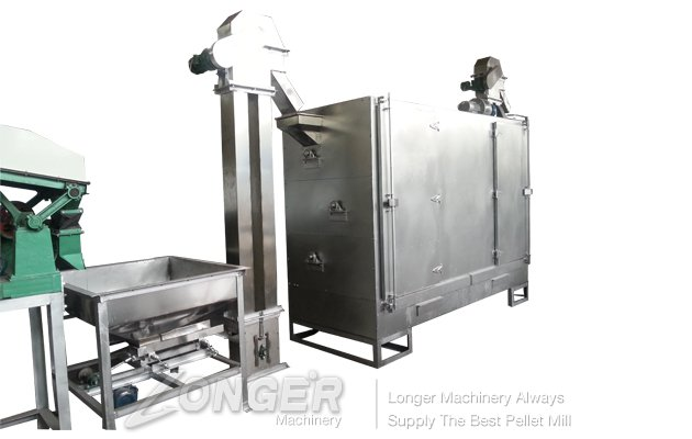 sesame butter processing machinery