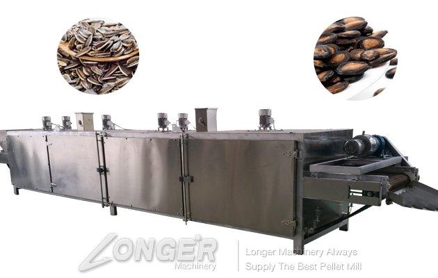 sunflower seeds process machinery price