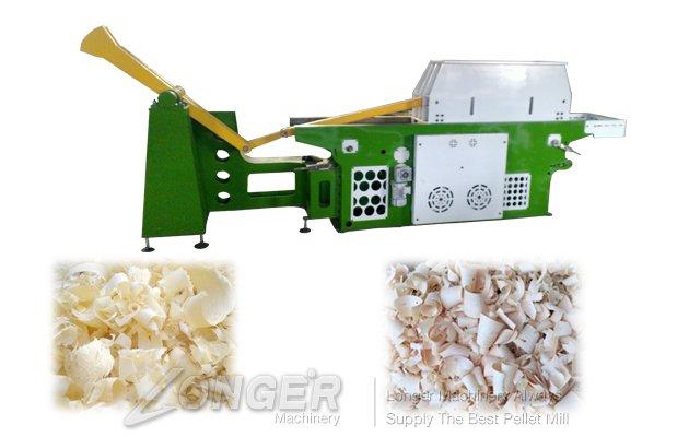 wood chips making machine