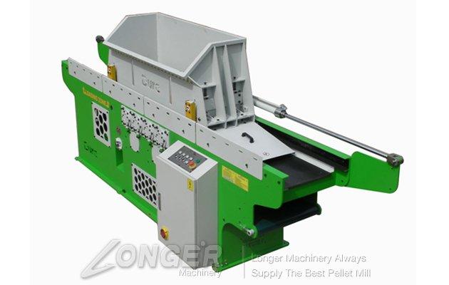 automatic wood chips making machine