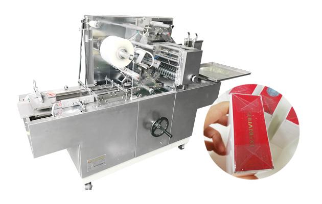 Cigarette Wrapping Machine