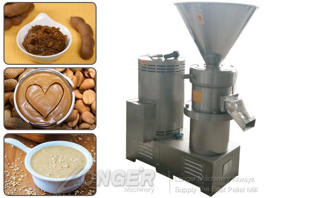 Industrial Peanut Butter Grinding Machine