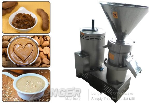 Industrial Almond Butter Grinding Machine