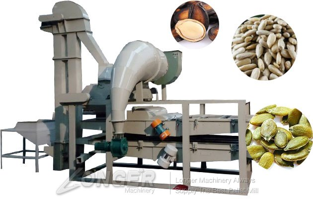 melon pumpkin seeds shelling machine for sale price