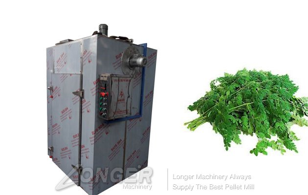 Commercial Moringa Leaf Drying Machine
