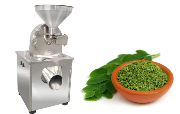 Drumstick Leaves Powder Making Machine