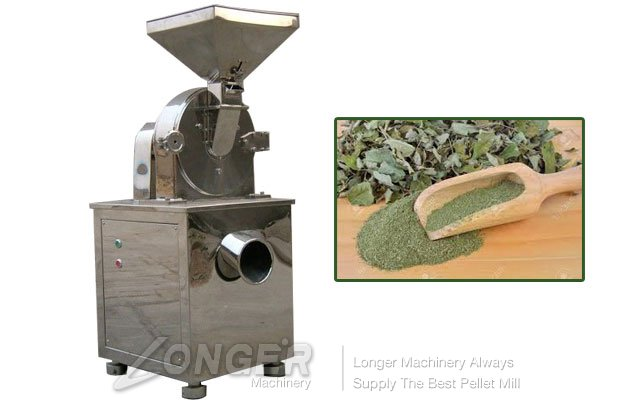 Drumstick Moringa Leaves Powder Making Machine