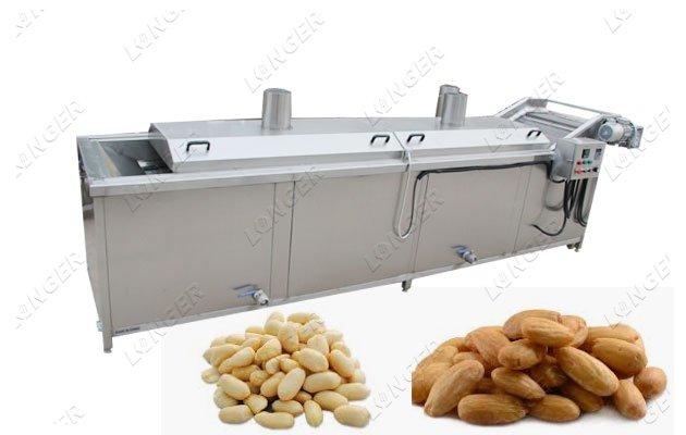 peanut blanching machine india
