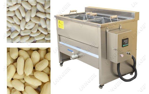 almond blanching machine price in india