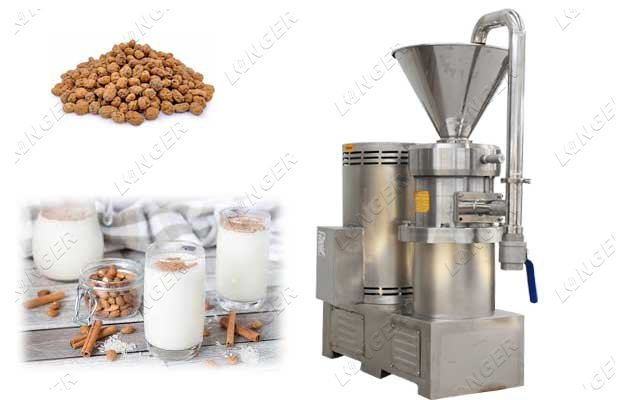 Automatic Tiger Nut Milk Extracting Process Machine Price