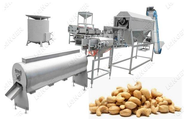 cashew nut procesing machine for sale
