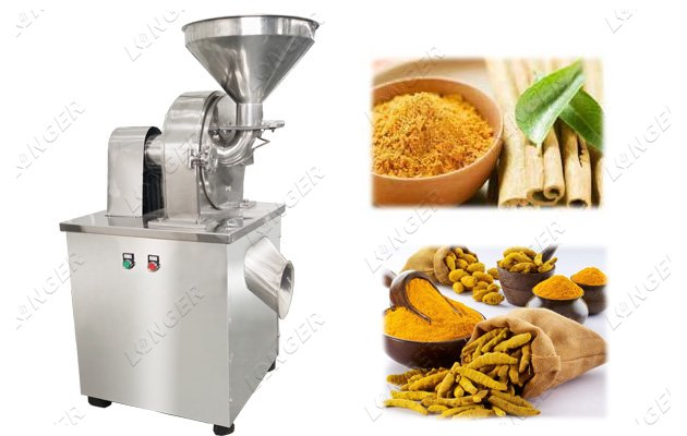 Curry Powder Grinding Machine With High Quality