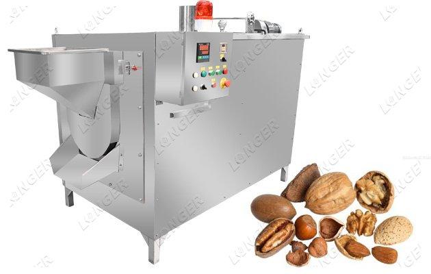 multifunction nut and seeds roasting machine price