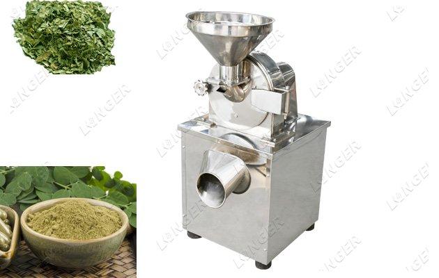 Moringa Powder Making Machine