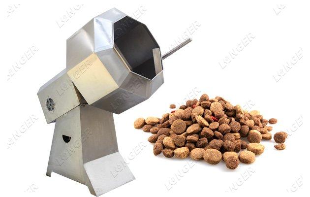 nut flavoring machine