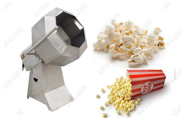popcorn flavoring machine