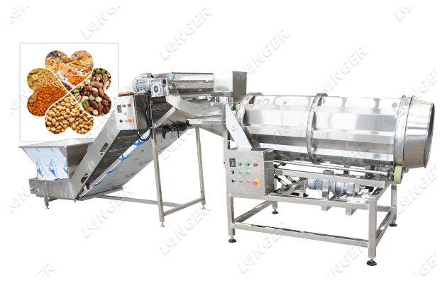 Continuous flavour mixing machine price