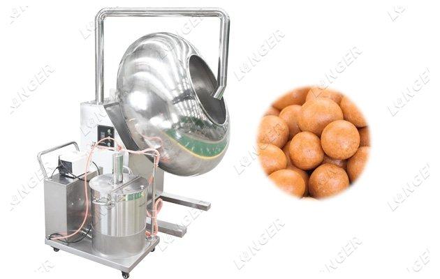 peanut coating machine price