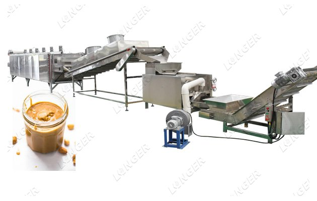 small scale peanut butter production pdf