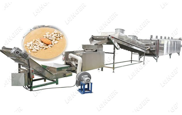 Automatic Sunflower Seeds Butter Production Line Price