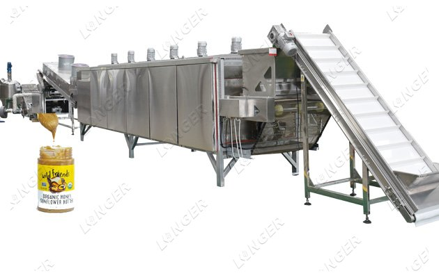 seeds butter production line price