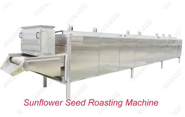 seeds roasting machine factory