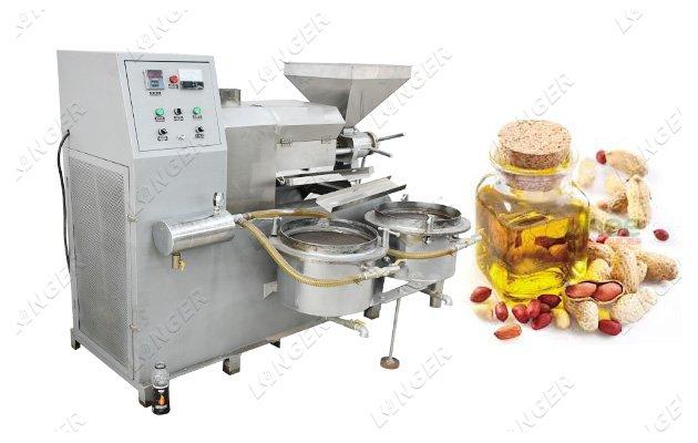 peanut oil press machine price