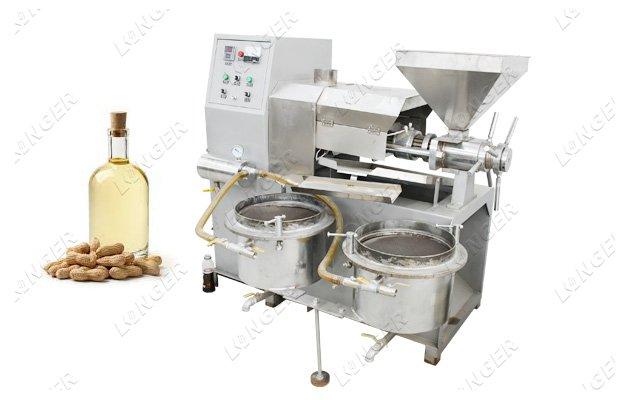 peanut oil press machine in nigeria