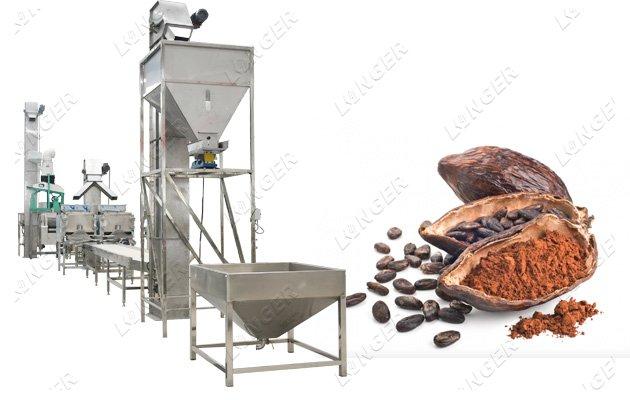 cocoa processing machine price