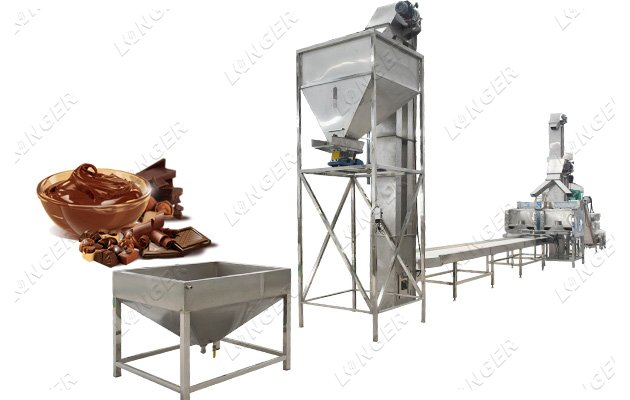 small scale chocolate processing equipment