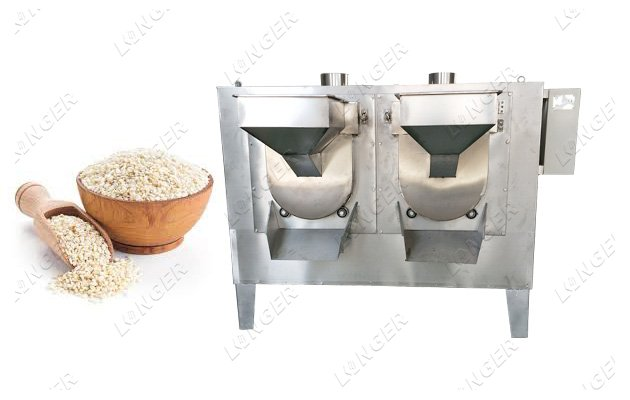 Sesame Seeds Roasting Machine Seasame Seeds Baking Machine